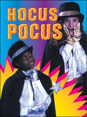 Hocus Pocus Cougar by Susan Brocker, Janne Galbraith, Avelyn Davidson