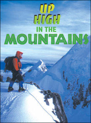 Up High in the Mountains Cougar by Kerrie Capobianco, Elizabeth Hookings, Sandra K. Morris, Ned Jensen