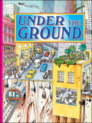 Under the Ground Panther by Angie Belcher, Susan Brocker, Ned Jensen, Sally Odgers