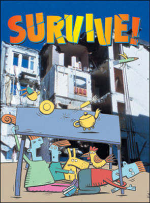 Survive! Panther by Susan Brocker, Janne Galbraith, Eric Williams