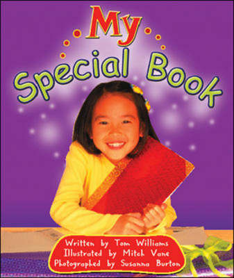 My Special Book by Tom Williams
