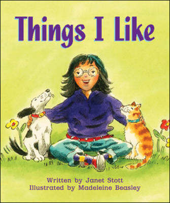 Things I Like by Janet Stott