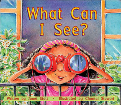 What Can I See? by Janet Stott
