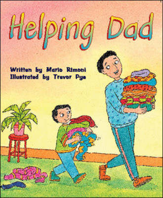 Helping Dad by Mario Rimoni
