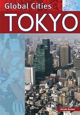 Tokyo by Nicola Barber