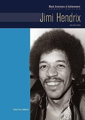 Jimi Hendrix by Dale Evva Gelfand