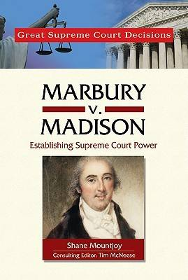 Marbury v. Madison by Shane Mountjoy