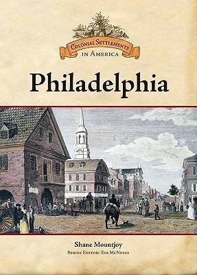 Philadelphia by Shane Mountjoy