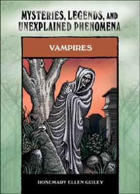 Vampires by Rosemary Ellen Guiley