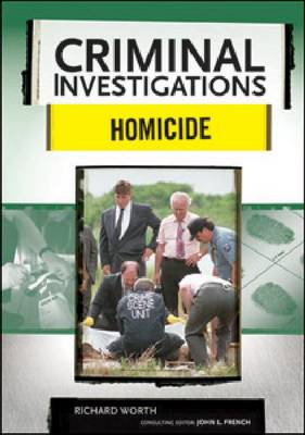 Homicide by Richard Worth