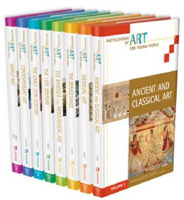 Encyclopedia of Art for Young People by Marius Kwint