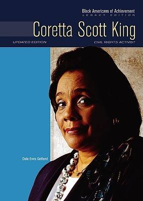 Coretta Scott King by Dale Evva Gelfand