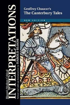 The Canterbury Tales Geoffrey Chaucer by Prof. Harold Bloom