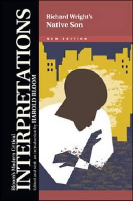 Native Son - Richard Wright by Prof. Harold Bloom