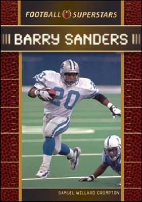 Barry Sanders by Samuel Willard Crompton