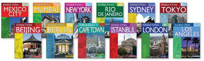 Global Cities Set by Chelsea House Publishers
