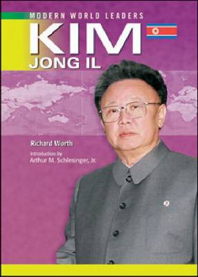 Kim Jong II by Richard Worth