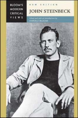 John Steinbeck by Prof. Harold Bloom
