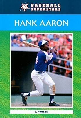 Hank Aaron by Jamie Poolos