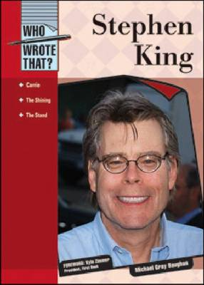 Stephen King by Michael Gray Baughan