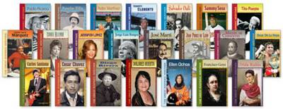 The Great Hispanic Heritage Set by Chelsea House Publishers