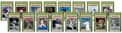 Baseball Superstars Set by Chelsea House Publishers