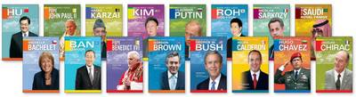 Modern World Leaders Set by Chelsea House Publishers