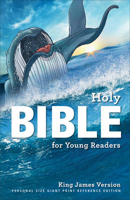 KJV Bible for Young Readers, Hardcover by