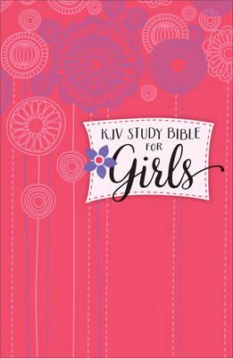Study Bible for Girls-KJV by Dr Larry Richards