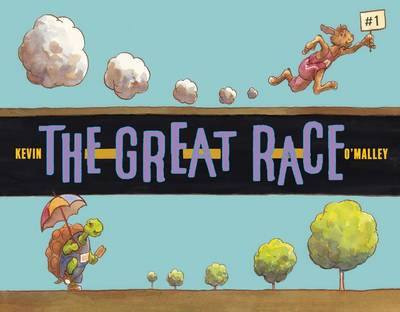 The Great Race by Kevin O'Malley
