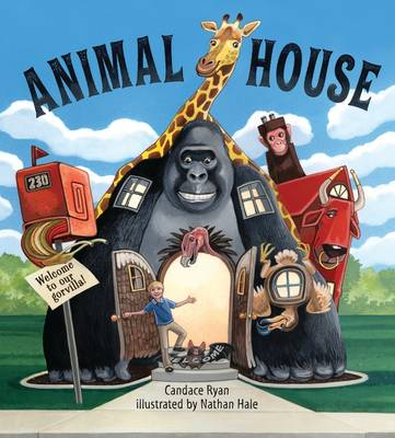 Animal House by Candace Ryan