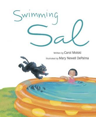 Swimming Sal by Carol Molski