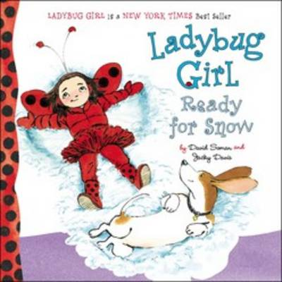 Ladybug Girl Ready for Snow by Jacky Davis
