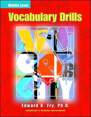 Vocabulary Drills Middle by Edward B. Fry