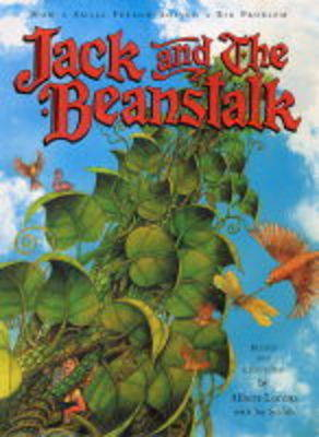 Jack and the Beanstalk How a Small Fellow Solved a Big Problem by Albert Lorenz, Joy Schleh