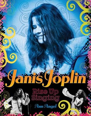 Janis Joplin by Ann Angel
