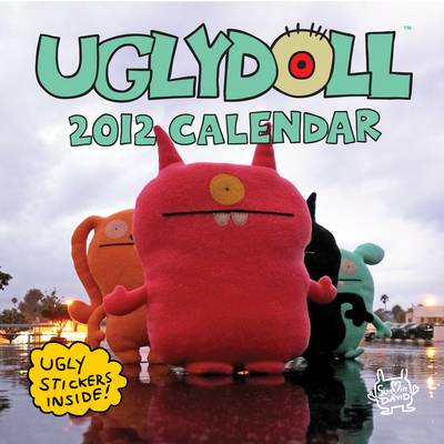Uglydoll 2012 Wall Calendar by David Horvath, Sun-Min Kim