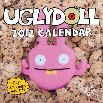 Uglydoll 2012 Mini Wall Calendar by David Horvath, Sun-Min Kim