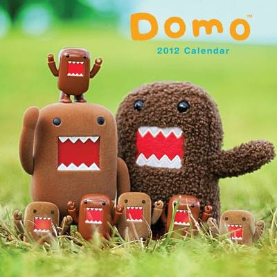 Domo 2012 Wall Calendar by Big Tent Entertainment LLC, Chris Gritti