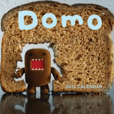 Domo 2012 Mini Calendar by Big Tent Entertainment LLC