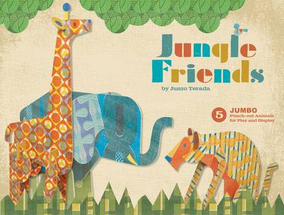 Jungle Friends by Junzo Terada