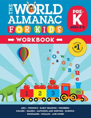 World Almanac for Kids Workbook: Gr by Economos Brunelle Smith