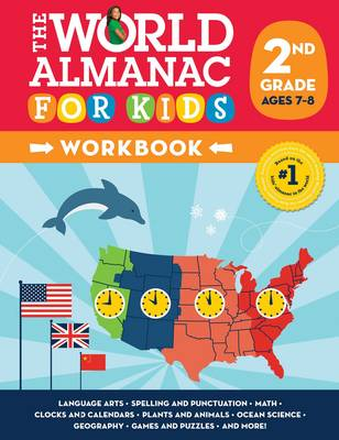 World Almanac Workbook: Grade 1 by Economos Brunelle Smith