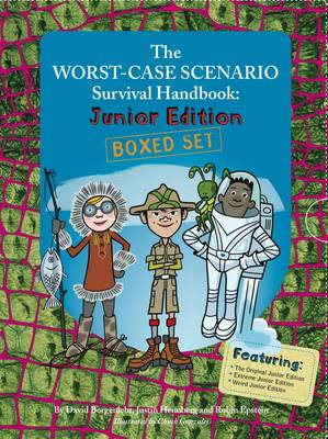 Worst-case Scenario Handbook Junior Boxed Set by Dave Borgenicht