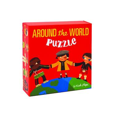 Around the World Puzzle by Micah Player