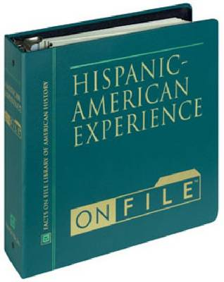 Hispanic-American Experience on File by Projects