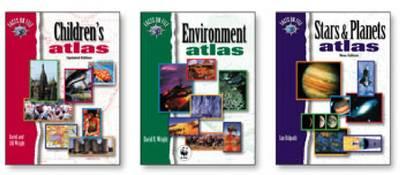 Facts on File Atlas Set by David Wright, Jill Wright, Ian Ridpath, Robin Kerrod