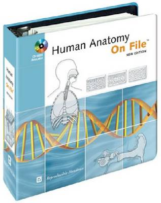 Human Anatomy on File by The Diagram Group