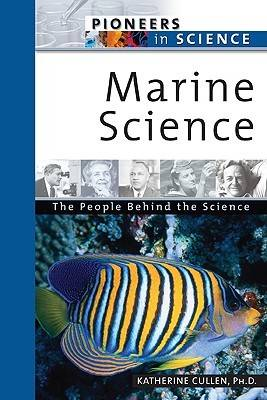 Marine Science by Katherine Cullen, Scott McCutcheon, Bobbi McCutcheon