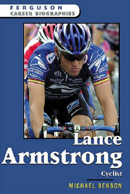 Lance Armstrong Cyclist by Michael Benson